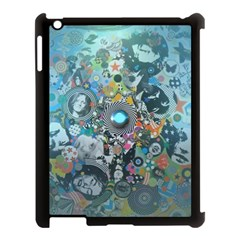 Led Zeppelin Iii Digital Art Apple Ipad 3/4 Case (black)