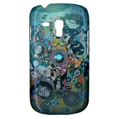 Led Zeppelin Iii Digital Art Samsung Galaxy S3 Mini I8190 Hardshell Case