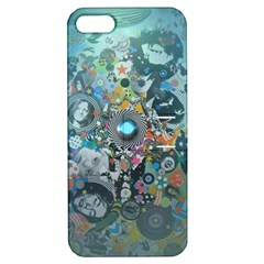 Led Zeppelin Iii Digital Art Apple Iphone 5 Hardshell Case With Stand