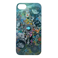 Led Zeppelin III Digital Art Apple iPhone 5S Hardshell Case