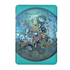 Led Zeppelin III Digital Art Samsung Galaxy Tab 2 (10.1 ) P5100 Hardshell Case