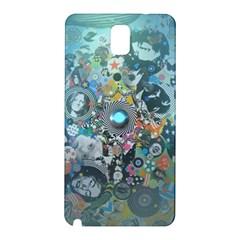 Led Zeppelin Iii Digital Art Samsung Galaxy Note 3 N9005 Hardshell Back Case