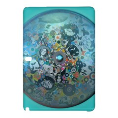 Led Zeppelin III Digital Art Samsung Galaxy Tab Pro 10.1 Hardshell Case