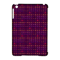 Funky Retro Pattern Apple iPad Mini Hardshell Case (Compatible with Smart Cover)
