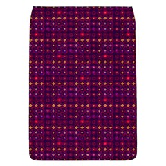 Funky Retro Pattern Removable Flap Cover (Large)