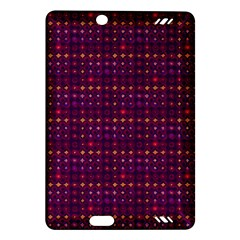 Funky Retro Pattern Kindle Fire HD 7  (2nd Gen) Hardshell Case