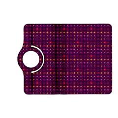 Funky Retro Pattern Kindle Fire HD 7  (2nd Gen) Flip 360 Case