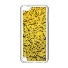 The Look Of Gold Apple iPod Touch 5 Case (White)