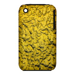 The Look Of Gold Apple Iphone 3g/3gs Hardshell Case (pc+silicone)