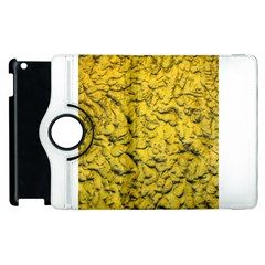 The Look Of Gold Apple Ipad 3/4 Flip 360 Case
