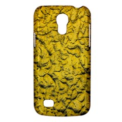 The Look Of Gold Samsung Galaxy S4 Mini (gt I9190) Hardshell Case