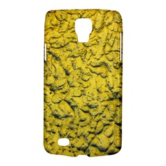 The Look Of Gold Samsung Galaxy S4 Active (i9295) Hardshell Case