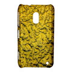 The Look Of Gold Nokia Lumia 620 Hardshell Case