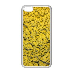 The Look Of Gold Apple iPhone 5C Seamless Case (White)