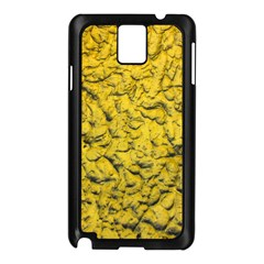 The Look Of Gold Samsung Galaxy Note 3 N9005 Case (Black)