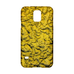 The Look Of Gold Samsung Galaxy S5 Hardshell Case
