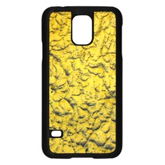 The Look Of Gold Samsung Galaxy S5 Case (Black)