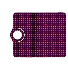 Funky Retro Pattern Kindle Fire HDX 8.9  Flip 360 Case
