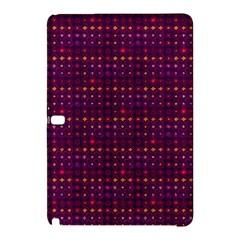 Funky Retro Pattern Samsung Galaxy Tab Pro 10.1 Hardshell Case