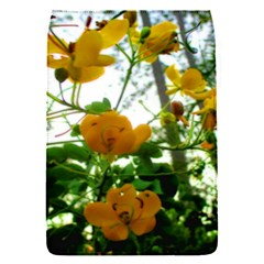 Yellow Flowers Removable Flap Cover (Small)