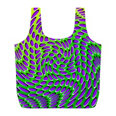 Illusion Delusion Reusable Bag (L)