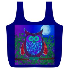 Moon Owl Reusable Bag (XL)