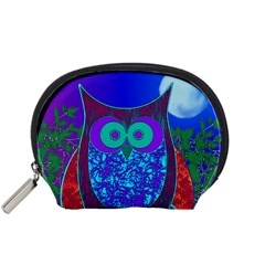 Moon Owl Accessories Pouch (Small)