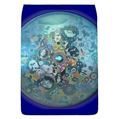 Led Zeppelin III Art Removable Flap Cover (Large)