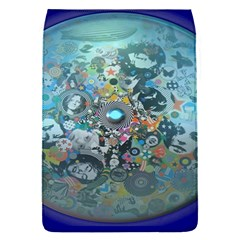 Led Zeppelin III Art Removable Flap Cover (Small)