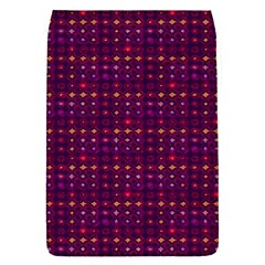 Funky Retro Pattern Removable Flap Cover (small)