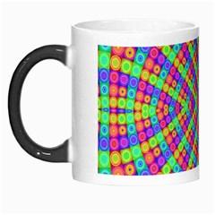 Many Circles Morph Mug