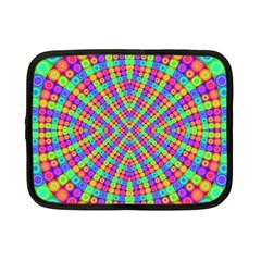 Many Circles Netbook Sleeve (small)
