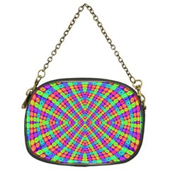 Many Circles Chain Purse (one Side)
