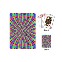 Many Circles Playing Cards (Mini)
