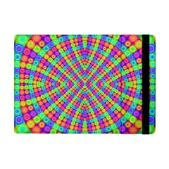 Many Circles Apple Ipad Mini Flip Case