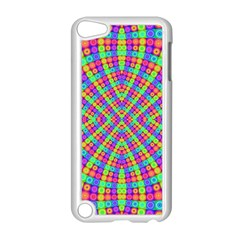 Many Circles Apple iPod Touch 5 Case (White)