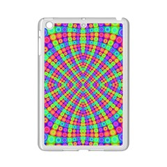 Many Circles Apple Ipad Mini 2 Case (white)