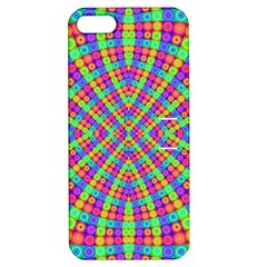Many Circles Apple Iphone 5 Hardshell Case With Stand