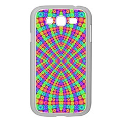 Many Circles Samsung Galaxy Grand DUOS I9082 Case (White)