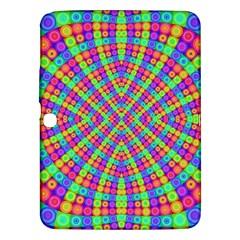 Many Circles Samsung Galaxy Tab 3 (10.1 ) P5200 Hardshell Case