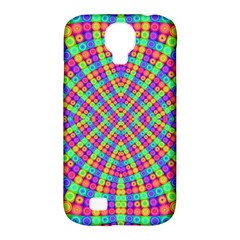Many Circles Samsung Galaxy S4 Classic Hardshell Case (pc+silicone)