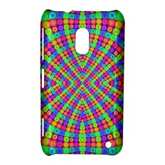 Many Circles Nokia Lumia 620 Hardshell Case