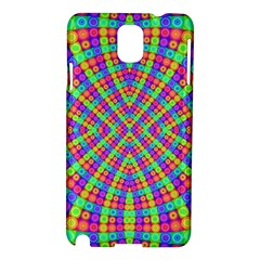 Many Circles Samsung Galaxy Note 3 N9005 Hardshell Case
