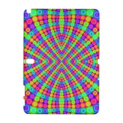 Many Circles Samsung Galaxy Note 10.1 (P600) Hardshell Case