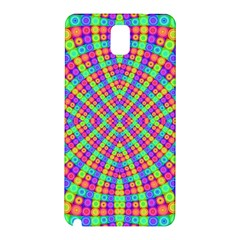 Many Circles Samsung Galaxy Note 3 N9005 Hardshell Back Case