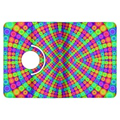 Many Circles Kindle Fire Hdx 7  Flip 360 Case
