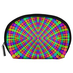 Many Circles Accessory Pouch (Large)