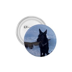 Snowy Gsd 1 75  Button