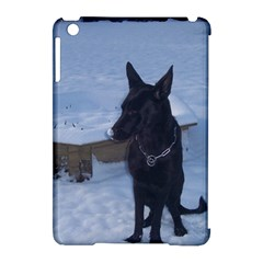 Snowy Gsd Apple Ipad Mini Hardshell Case (compatible With Smart Cover)