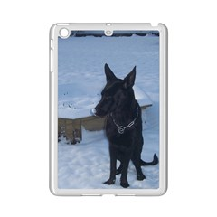 Snowy Gsd Apple iPad Mini 2 Case (White)